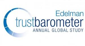 Edelman Trust Barometer, 2016 logo