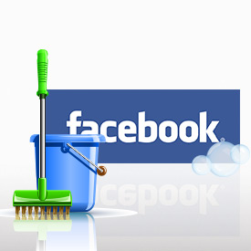 Facebook clean up