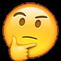 Questioning Emoji