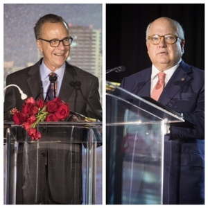 2017 Page Society Honorees: Ron Culp and Jim O'Rourke