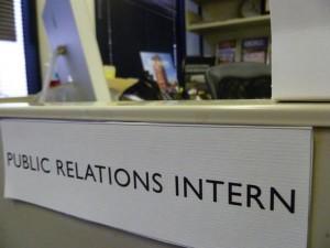 Public Relations INTERN