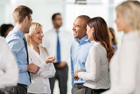 networking students