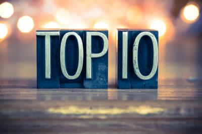 Top 10 Blog Posts of 2018