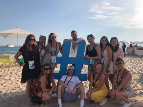 Creativity and Portfolio Building Abroad: Cannes Lions & Branding & Ads, Oh My!