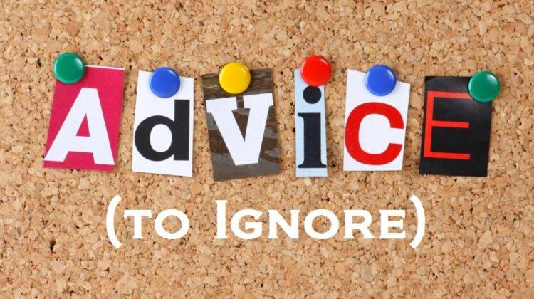 PR Career Advice You Should Never Follow