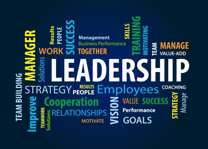 Leadership: How to Get There & Bumps Along the Way