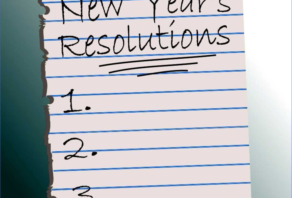 Making Achievable Resolutions, Maybe.